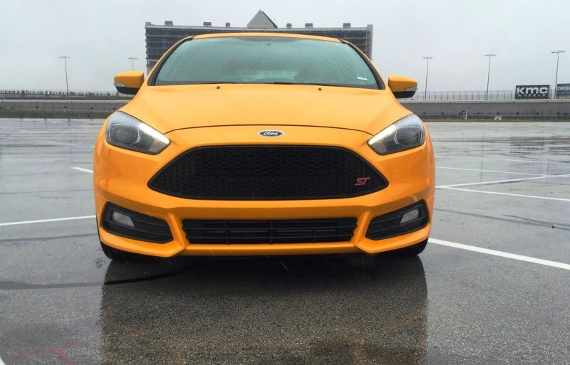 2015 Ford Focus ST Tangerine Scream ST2 Pack 78
