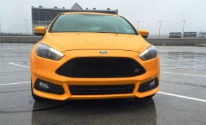 2015 Ford Focus ST Tangerine Scream ST2 Pack 79