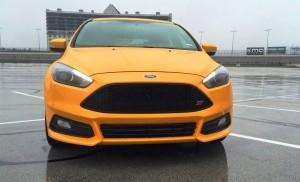 2015 Ford Focus ST Tangerine Scream ST2 Pack 79