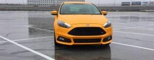 2015 Ford Focus ST Tangerine Scream ST2 Pack 8
