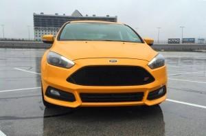 2015 Ford Focus ST Tangerine Scream ST2 Pack 80