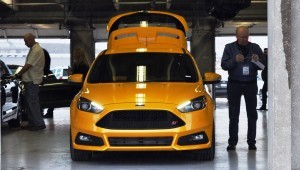 2015 Ford Focus ST Tangerine Scream ST2 Pack 82