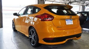 2015 Ford Focus ST Tangerine Scream ST2 Pack 83