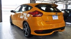 2015 Ford Focus ST Tangerine Scream ST2 Pack 83