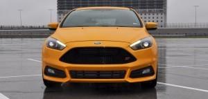 2015 Ford Focus ST Tangerine Scream ST2 Pack 90