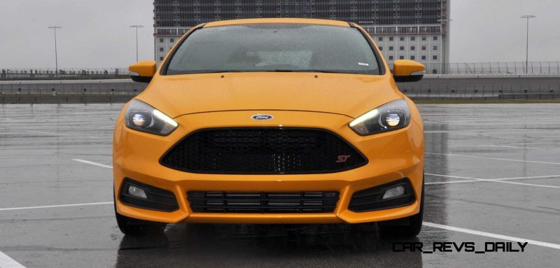 2015 Ford Focus ST Tangerine Scream ST2 Pack 90