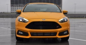 2015 Ford Focus ST Tangerine Scream ST2 Pack 91