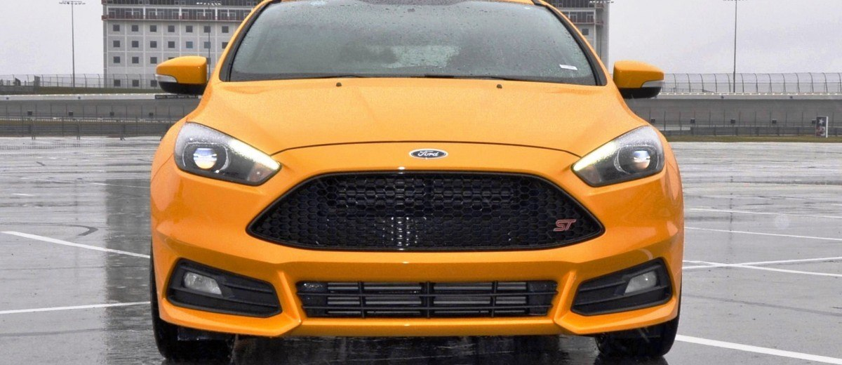 2015 Ford Focus ST Tangerine Scream ST2 Pack 91 copy