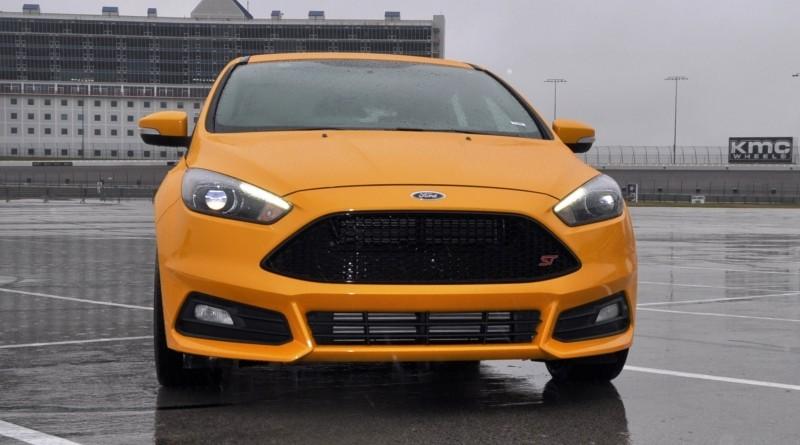 2015 Ford Focus ST Tangerine Scream ST2 Pack 92