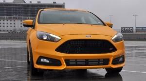 2015 Ford Focus ST Tangerine Scream ST2 Pack 93
