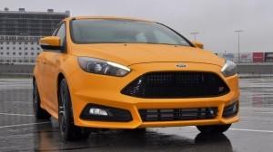 2015 Ford Focus ST Tangerine Scream ST2 Pack 94
