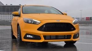 2015 Ford Focus ST Tangerine Scream ST2 Pack 95