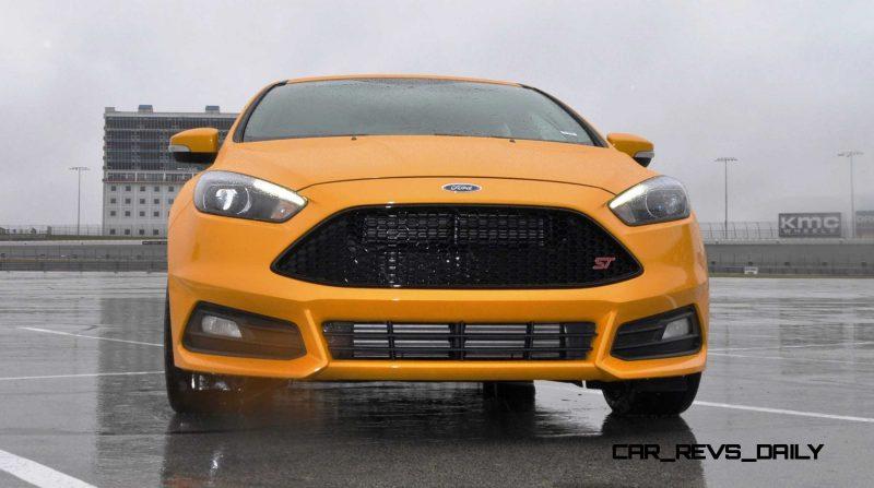 2015 Ford Focus ST Tangerine Scream ST2 Pack 97