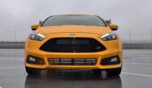 2015 Ford Focus ST Tangerine Scream ST2 Pack 98