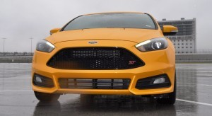 2015 Ford Focus ST Tangerine Scream ST2 Pack 99
