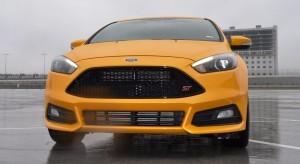 2015 Ford Focus ST Tangerine Scream ST2 Pack 99