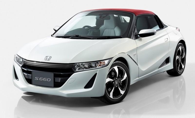 2015 Honda S660 14