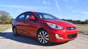 2015 Hyundai Accent GLS Sedan 1