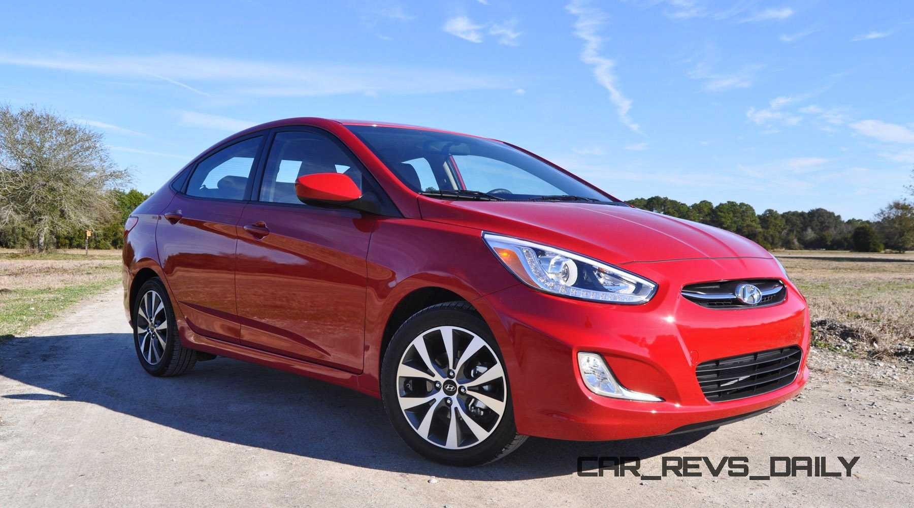 2015 Hyundai Accent Gls Sedan Review