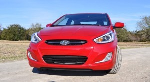 2015 Hyundai Accent GLS Sedan 10