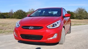 2015 Hyundai Accent GLS Sedan 11