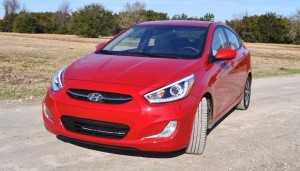 2015 Hyundai Accent GLS Sedan 12