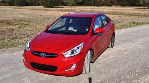 2015 Hyundai Accent GLS Sedan 13