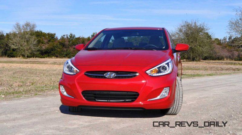2015 Hyundai Accent GLS Sedan 19