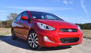 2015 Hyundai Accent GLS Sedan 2