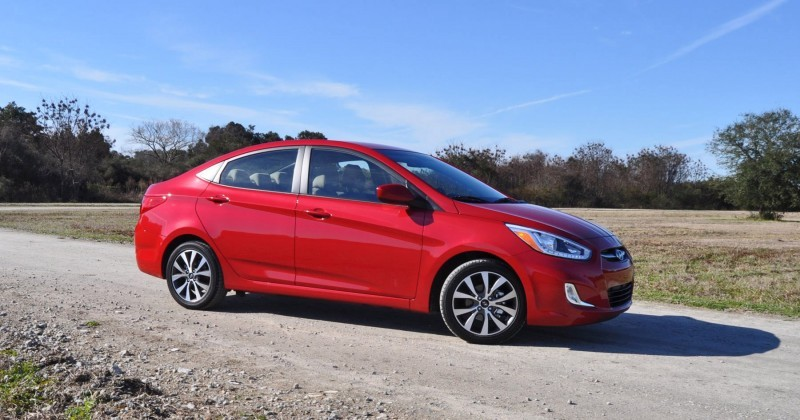 2015 Hyundai Accent GLS Sedan 39