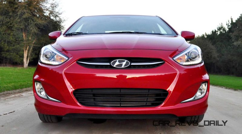 2015 Hyundai Accent GLS Sedan 49