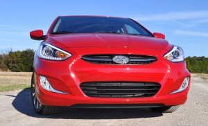 2015 Hyundai Accent GLS Sedan 6