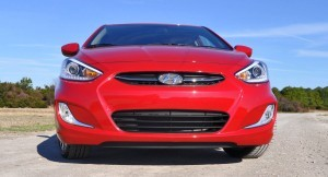 2015 Hyundai Accent GLS Sedan 7