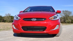 2015 Hyundai Accent GLS Sedan 9