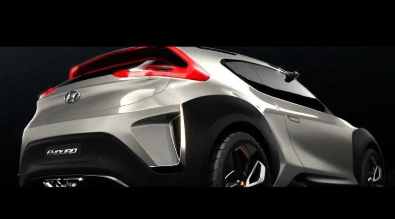 2015 Hyundai HND-12 Enduro Concept 25