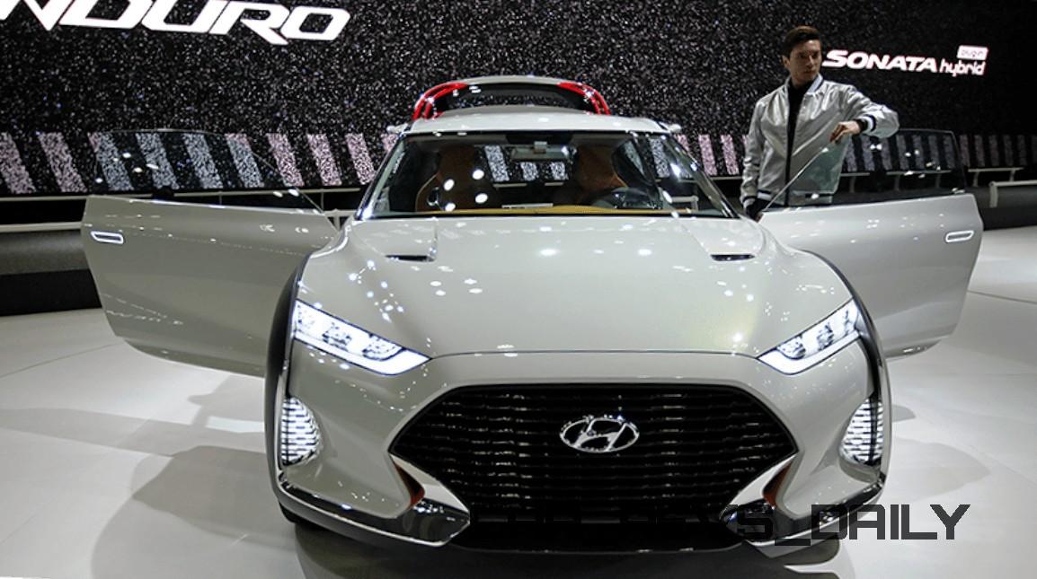 2015 Hyundai HND-12 Enduro Concept 34