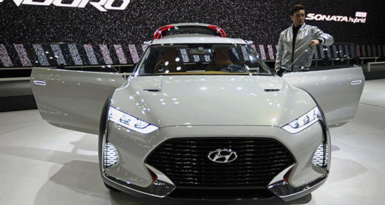 2015 Hyundai HND-12 Enduro Concept