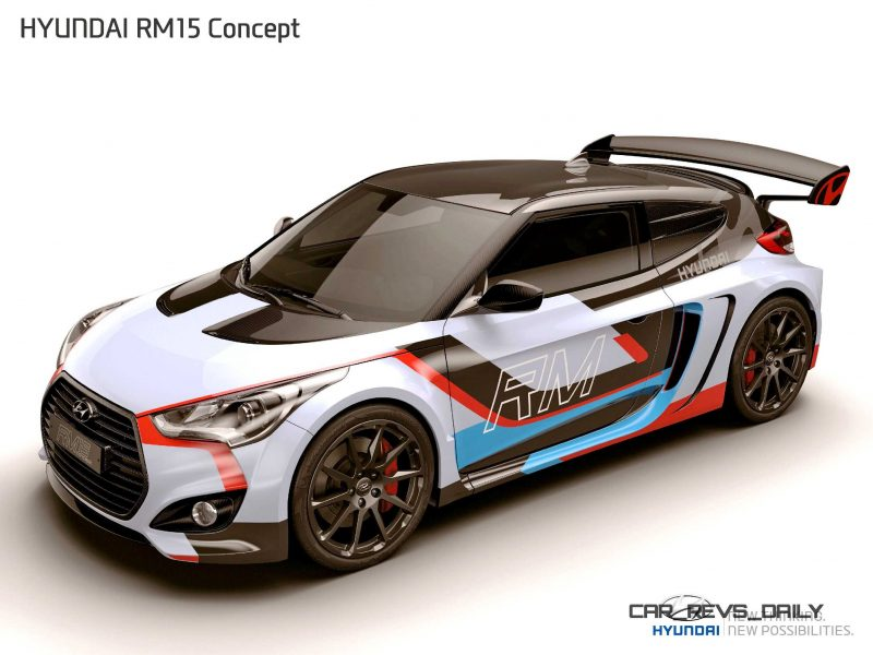2015 Hyundai RM15 Concept 5
