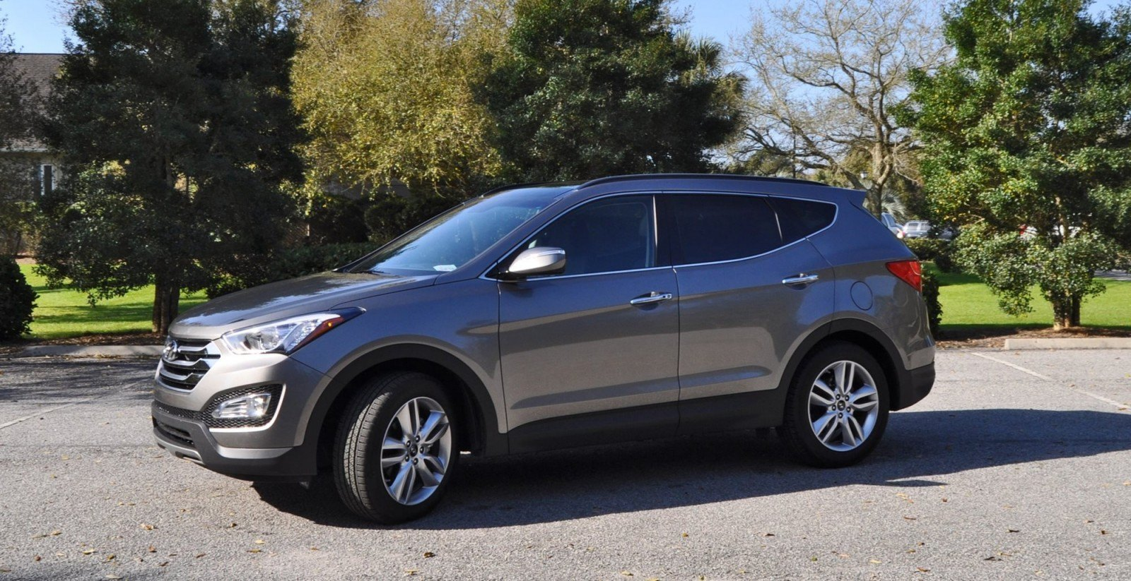 hyundai santa fe sport - photo #28