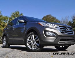 Road Test Review – 2015 Hyundai Santa Fe Sport FWD 2.0T Ultimate