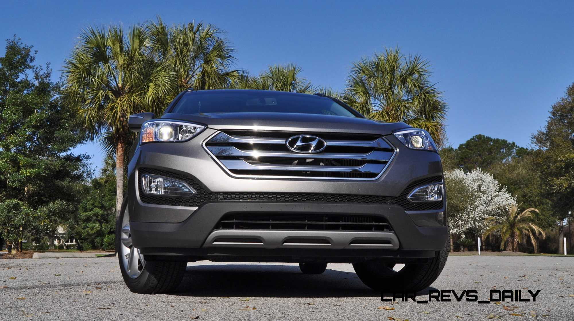 2015 hyundai santa fe sport 2 0t 42 car revs. Black Bedroom Furniture Sets. Home Design Ideas