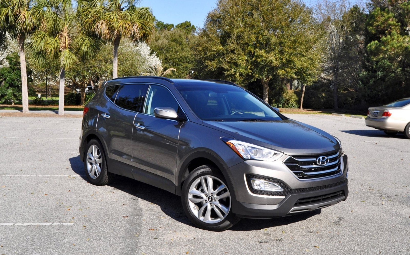 2015 hyundai santa fe sport review. Black Bedroom Furniture Sets. Home Design Ideas