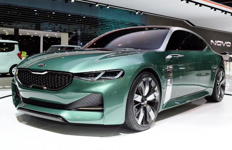 2015 Kia Novo Concept 1