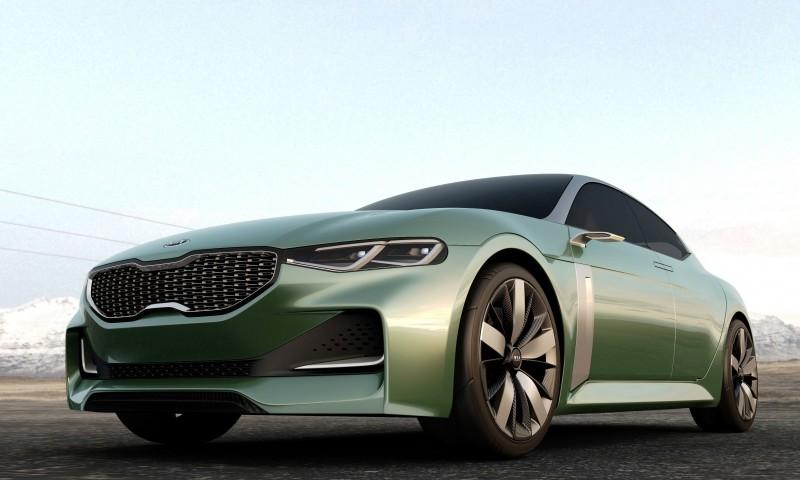2015 Kia Novo Concept 4