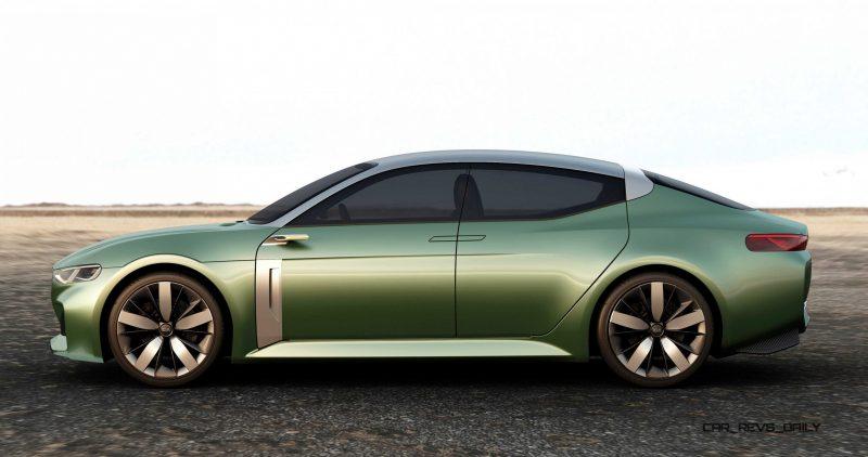 2015 Kia Novo Concept 5