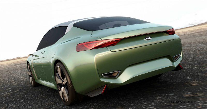 2015 Kia Novo Concept 7