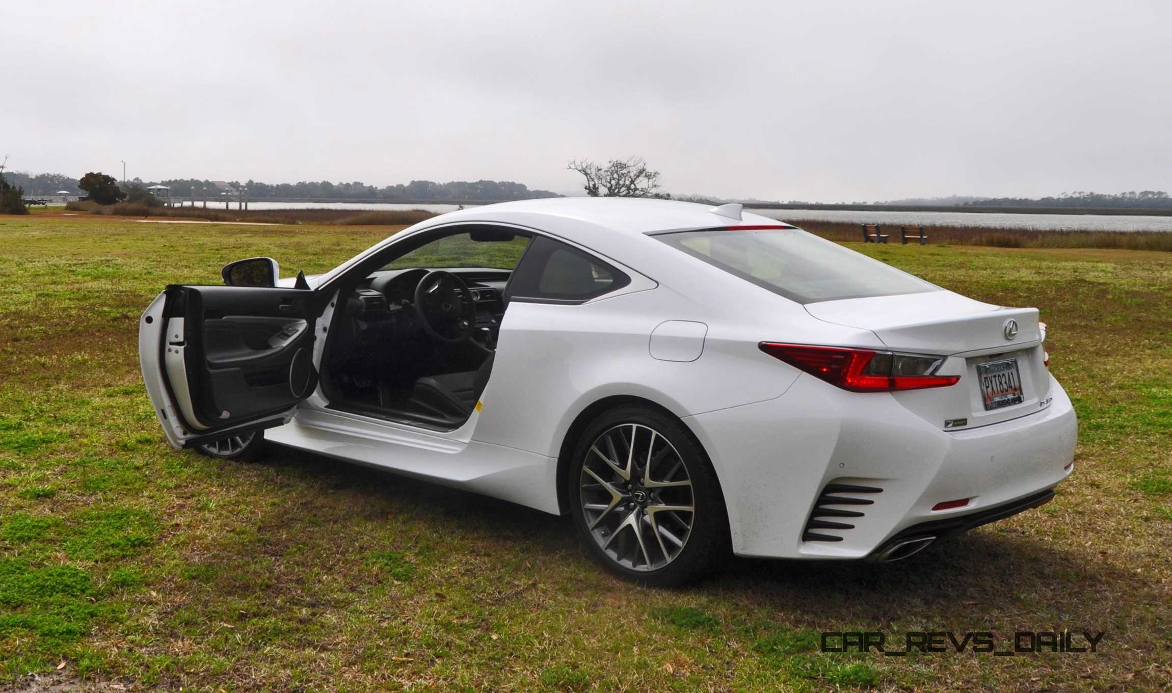 drive review 2016 lexus rc200t f sport by ben lewis car shopping. Black Bedroom Furniture Sets. Home Design Ideas