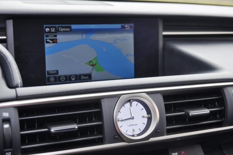 2015 Lexus RC350 F Sport Interior 17