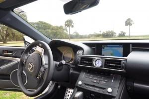 2015 Lexus RC350 F Sport Interior 2