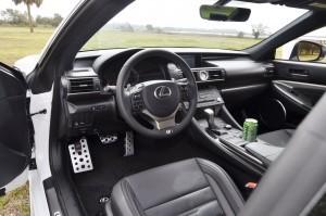 2015 Lexus RC350 F Sport Interior 6
